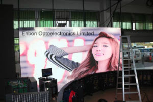 Factory Promotion Price P5.95 Outdoor LED Display LED Video Wall for Rental pictures & photos