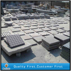 G603/G623/G654 Grey Granite Tumbled Natural Paving /Landscape Patio Stone pictures & photos