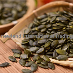 Gws Pumpkin Seed AA From Inner Mongolia with Competitive Price for Bakery pictures & photos