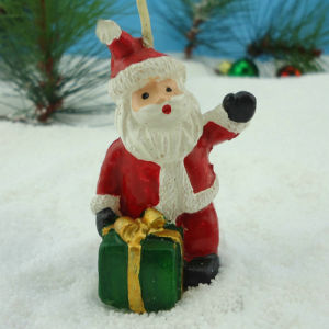 Party Decorative Father Christmas Candle pictures & photos