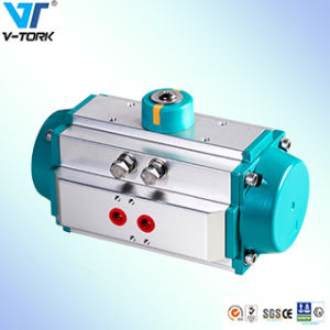 High Standard Pneumatic Actuator for Butterfly Valve pictures & photos