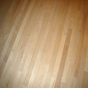 Foshan Factory Basketball Court Maple Wood Sports Flooring