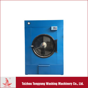 Hot Sale Commercial 100kg Gas Hotel Rotary Clothes Drying Machine pictures & photos