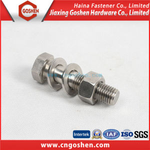 Stainless Steel Bolt / Hex Head Bolt pictures & photos
