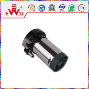 Black Closed Type Electric Horn Motor for Car Snail Horn pictures & photos