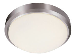 13 Inch Simple Round Glass Ceiling Lamp with ETL pictures & photos