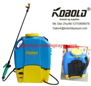 16L-18L Kobold Battery Power Knapsack Pesticide Sprayer pictures & photos