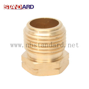 Flare Male Straight Gas Fitting pictures & photos