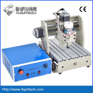 Engraving Mini CNC Machine Advertising Cutting CNC Router pictures & photos