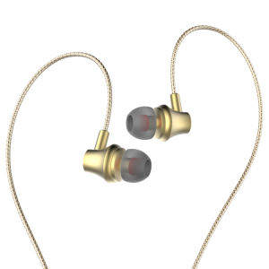 Classic High-End Universal in-Ear Stereo Metal Earphone pictures & photos