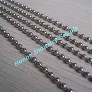4.5mm Silver Stainless Steel Roller Blind Ball Chain pictures & photos