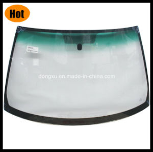 Auto Glass for Nissan Sunny/Sentra 98- Laminated Front Windshield pictures & photos