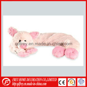 Microwaveable Lavender Bed Warmer Animal Pig Neck Pillow pictures & photos