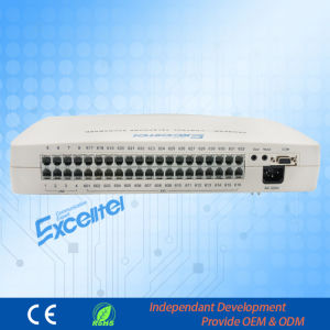 Expandable Telephone Exchange Cp832 with PC Management PBX with Caller ID Intercom System pictures & photos