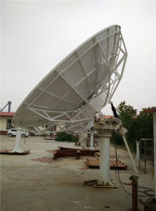 4.5 Meter Vsat Receiving and Transmitting Antenna, Communication Antenna pictures & photos