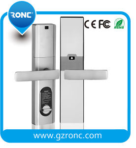 High Quality Slide Smart Door Lock Fringerprint Doorlock pictures & photos