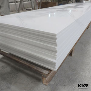 Decorative Artificial Stone Acrylic Solid Surface Wall Panel (171115) pictures & photos