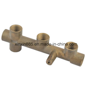 Forged Brass Mainfold (ITF116) pictures & photos