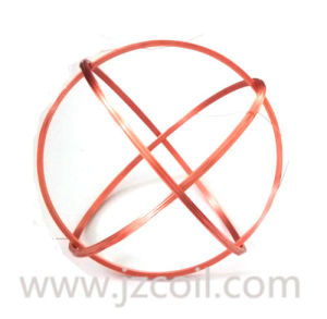 High Frequency Inductive Coil Copper Wire Wireless Coil for Toy pictures & photos