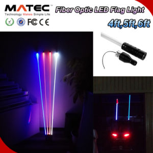 High Quality 4ft 5ft 6ft 4X4 UTV ATV LED Sand Flag Lights, Fiber Optic Light, LED Antenna Light pictures & photos
