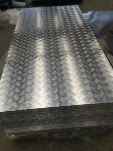 5052 H114 Aluminum Tread Plate for Deck Board pictures & photos