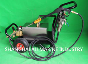 Pneumatic High Pressure Cleaner 200bar