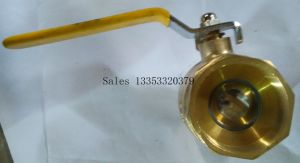 Dn20, Dn25, Dn32, Dn40, Dn50, Dn80 Brass Ball Valve pictures & photos
