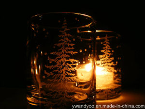 Unique and New Design Christmas Candle Holder