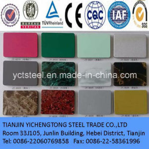 Anti-Static Aluminium Composite Panels with PVDF Coating pictures & photos