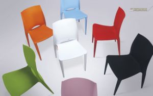 Cheap Leisure Plastic Chair Stackable PP Chair pictures & photos