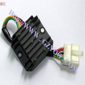High Quality Motorcycle Regulator for Zj-125 pictures & photos