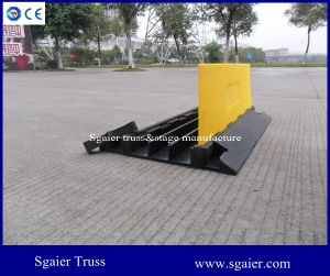 Rubble Cable Protetcor for Stage for Outdoor Events pictures & photos