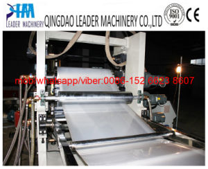 800mm Width Single Layer PP Stationery Sheet Extrusion Line pictures & photos
