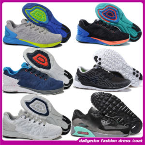 2015 Newest European Fashion Men′s Sports Shoes Basketball Shoes (D2530)