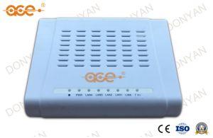 Vista-B03-104 Ace 4fe Desktop FTTH Epon ONU pictures & photos