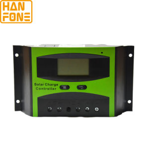 Brand Reliable 30A 12/24V Auto Sense LCD Display Solar Controllers (ST1-30A) pictures & photos