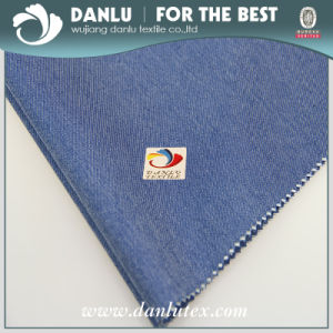 100%Polyester Imitation Denim Oxford Fabric with TPU Coated pictures & photos