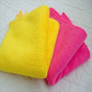 Microfiber Clean Cloth/ Towel pictures & photos