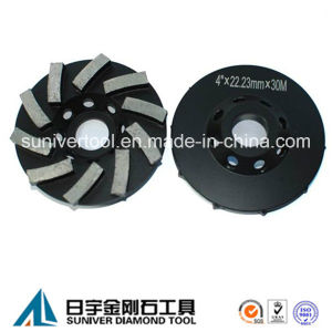 Turbo Type Diamond Cup Wheel Grinding Wheel pictures & photos