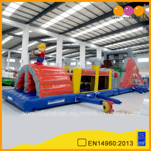Inflatable Little Builder Obstacle (AQ1461) pictures & photos