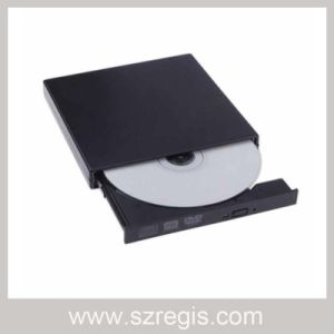 Notebook Desktop Common USB2.0 SATA External Optical DVD Burner Drive pictures & photos