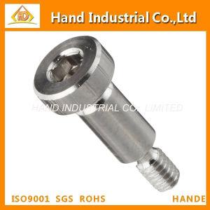 Stainless Steel Shoulder Screw, Hex Socket Drive, Standard Tolerance pictures & photos