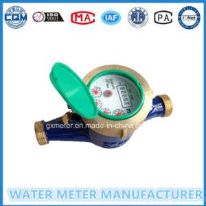 Vane Wheel Multi-Jet Dry Type Water Meter of Dn15-25mm pictures & photos