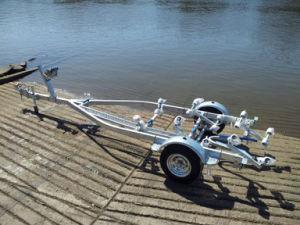 Hot Galvanising Boat Trailer Braked Cbt-J50r