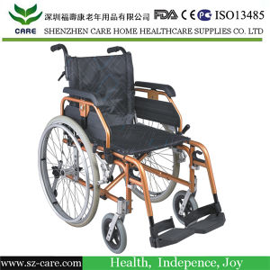 High Back Wheelchair (CCW138) pictures & photos