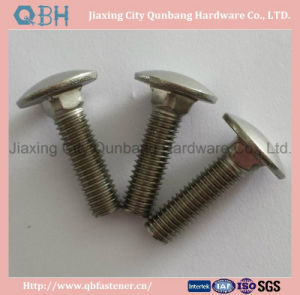 Carriage Bolts (DIN 603 Stainless Steel 316, A4-70) pictures & photos