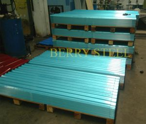 PPGI Corrugation Steel Sheet for Roofing