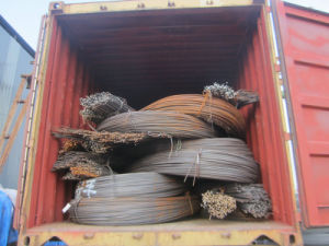 Construction and Concrete Mild Steel Bar Reinforcing Ribbed Wire pictures & photos