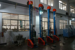 Small Wire & Cable Irradiation Under Beam Machine pictures & photos