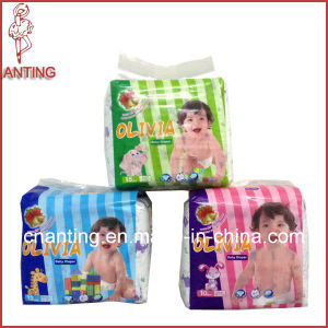 PP Tape Baby Diaper, Soft Baby Diaper, Disposable Baby Diaper pictures & photos